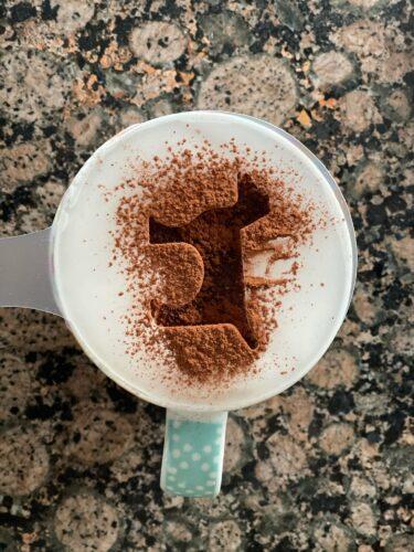 Coffee Barista Art Stencils photo review