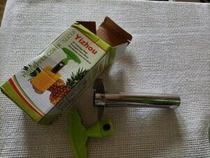 Stainless Steel Fruit Pineapple Corer Slicer photo review
